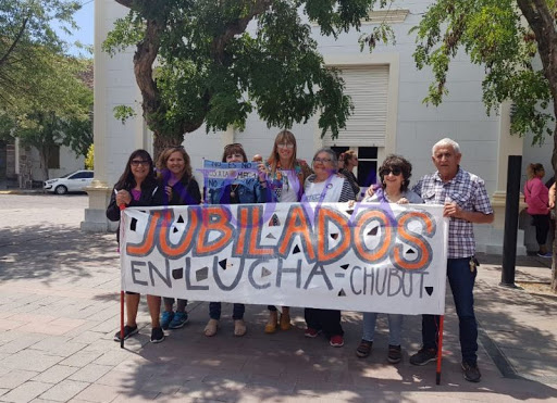 Jubilados/as unifican la lucha