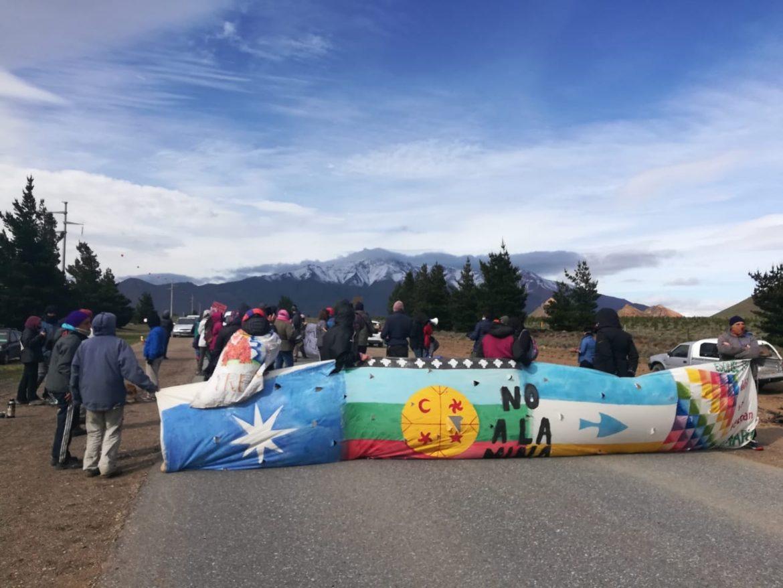 El pueblo de Chubut movilizado y organizado para frenar la megaminería