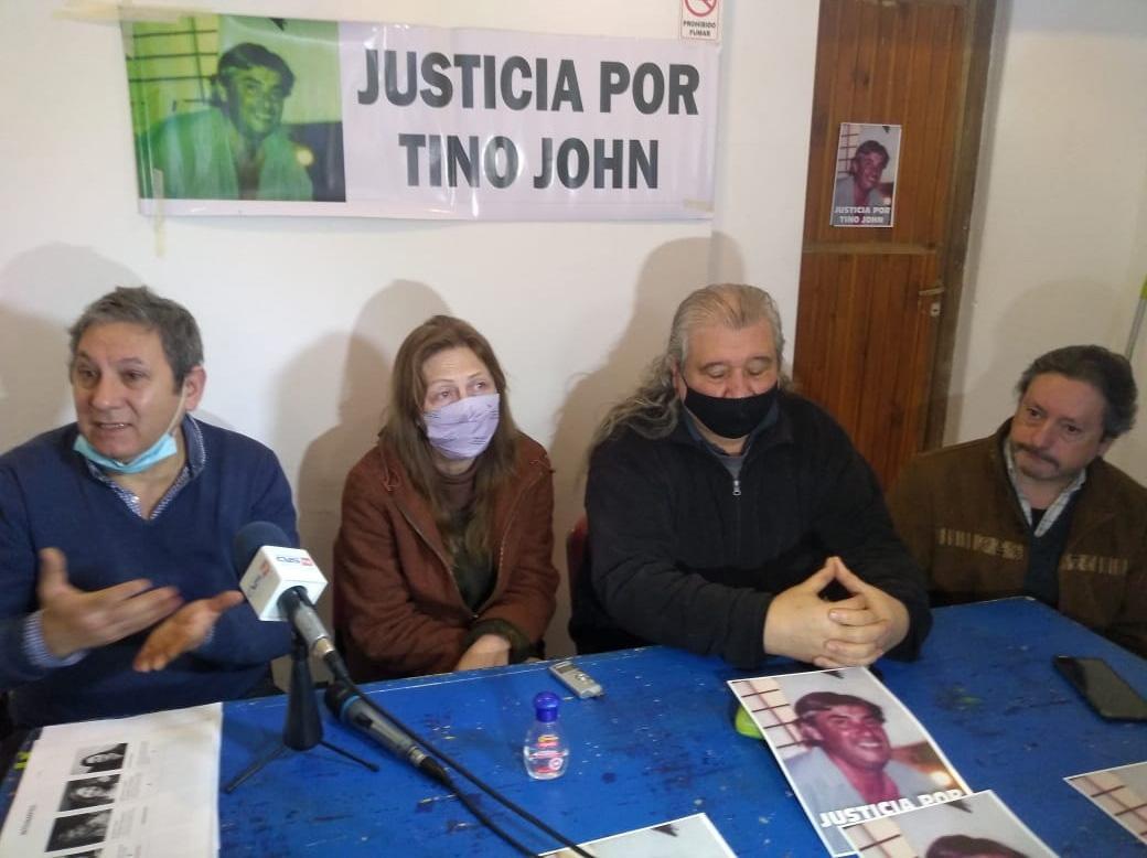 """CASO TINO JHON: """"EL DESPRECIO POR LA VIDA ES TERRIBLE"""""""